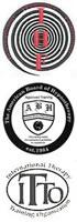 国際催眠連盟(IHF)・米国催眠療法協会(ABH)・国際セラピートレーニング協会(ITTO)ロゴ